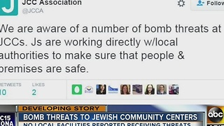 Bomb threats made at several Jewish community centers across the nation - Video