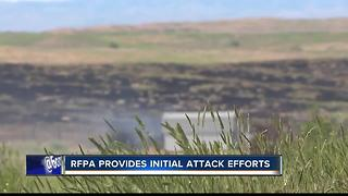 Idaho ranchers assist during fire season - Video