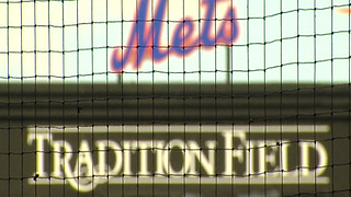 Trying to keep PSL as the New York Mets spring training home - Video