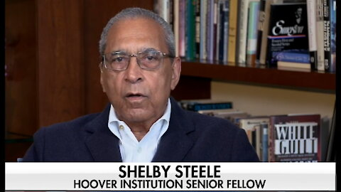 Shelby Steele: Goal of BLM protests is about elevating victimhood to grab power