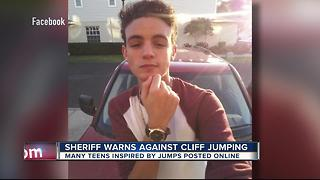 Largo teen dies after cliff diving into quarry