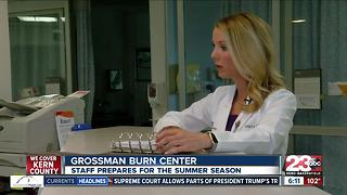 Grossman Burn Center - Video