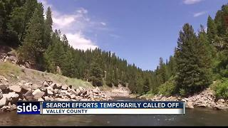 Search efforts unsuccessful for car in Payette River - Video