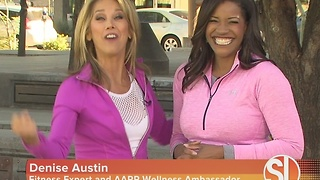 AARP in Motion - Friday Fitness with Denise Austin! - Video
