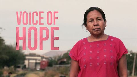 The indigenous woman who may be Mexico's next President