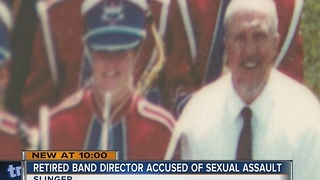 Former Band Teacher Charged With Sexually Assaulting Student