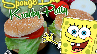 SpongeBob Krabby Patty recipe - Video
