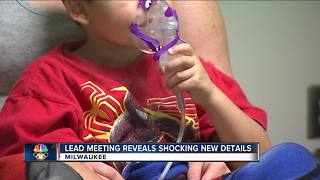 Health Department staff couldn't share lead concerns with city, per policy - Video
