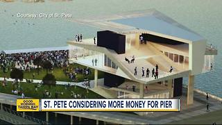 City Council to discuss budget for new St. Pete Pier - Video