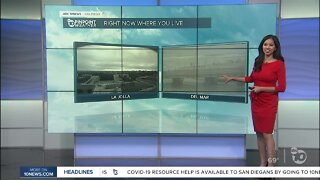 ABC 10News Pinpoint Weather with Weather Anchor Melissa Mecija