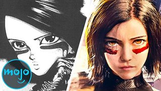 Top 10 Things Alita: Battle Angel Did Right