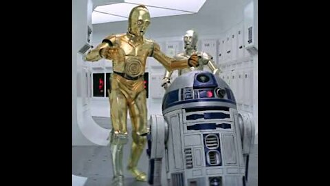 0001 Mandela Effect Solved - C3PO and his new silver leg