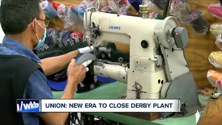 New Era says Derby plant 'too expensive to operate'