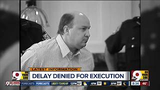 Federal judge won't halt Cincinnati killer Raymond Tibbetts' execution - Video