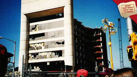 Stuff They Don't Want You to Know: The Oklahoma City Bombing: 4 Unanswered Questions