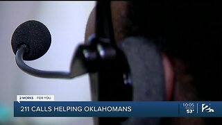 211 Eastern Oklahoma transforms into COVID call center