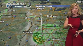 7 First Alert Forecast 05/29 - Noon - Video