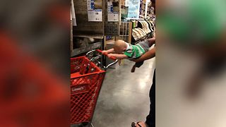 Baby Can't Stop Shopping - Video
