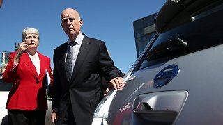 California Leads Effort To Protect Fuel Efficiency Standard Goal - Video