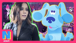 Agents of SHIELD Getting CANCELLED? Blues Clues Making a Comeback | NerdWire News - Video