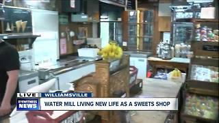 Turning something old into something new at Sweet Jenny's - Video