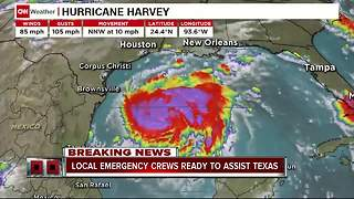 As Hurricane Harvey bears down on Texas, the storm is also having an impact on Florida - Video