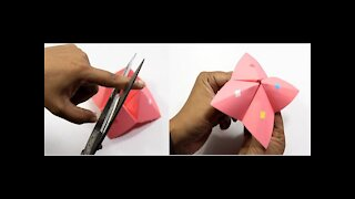 Easy Paper Craft | 3D Paper Craft