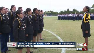 Lehigh's ROTC program is largest in the country - Video