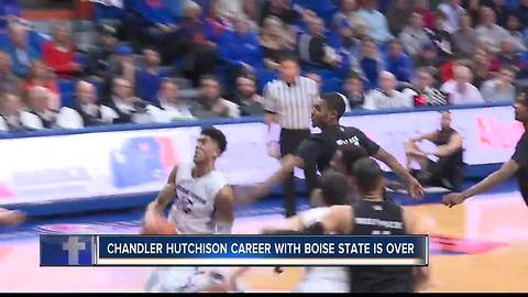 Hutchison career with the Broncos is over
