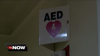 Project Adam makes sure schools are heart safe