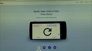 Google Translate gets amped up with new offline features - Video