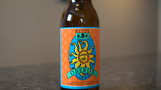 2016 Oberon beer review from Bell's Brewery - Video