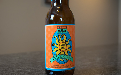 2016 Oberon beer review from Bell's Brewery