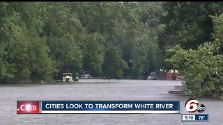 Cities working to transform White River - Video