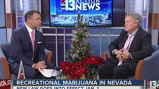 Recreational marijuana next steps - Video