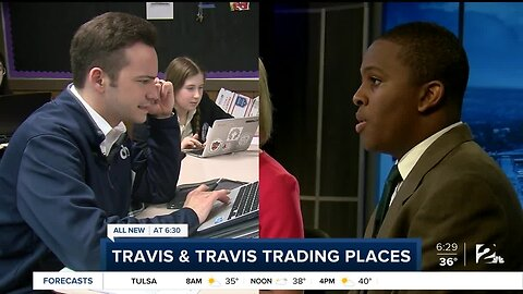 Trading Places: Tulsa's Two Talented Travis Guillorys