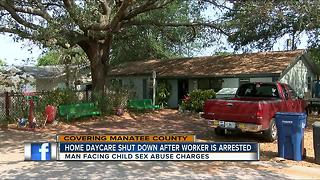 Daycare owner arrested on molestation charge