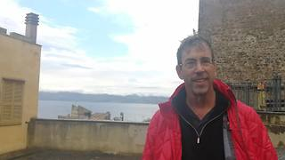 Clark at Lake Bracciano - Video