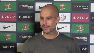 Guardiola dubs Spurs 'the Harry Kane team' - Video