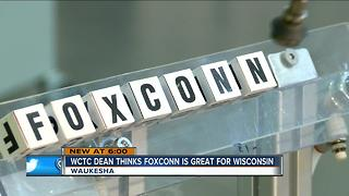 Impact of Foxconn coming to Wisconsin