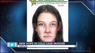 New sketch released of victim in 2004 cold case in Naples