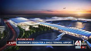 Edgemoor explains plans for KCI - Video