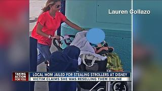 Hernando mom accused of stealing luxury stroller - Video