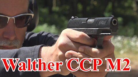 NEW Walther CCP M2 9mm Pistol Review | The Best Single Stack Concealed Carry Handgun?