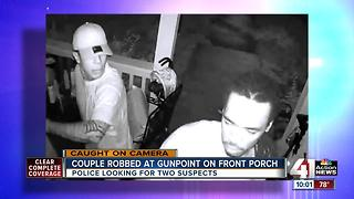 WATCH: KCPD looking for armed robbery suspects - Video