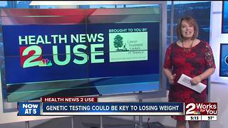 Heath News 2 Use: Key to Losing Weight - Video