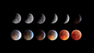 Rare Super Blood Moon To View In Early 2019