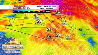 First Warning Weather Thursday April 19, 2018