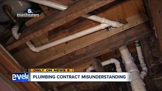 Home repair contract confusion leaves some seniors with surprises - Video