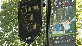 Historic Canterbury Country Club hosts this week's DAP Championship